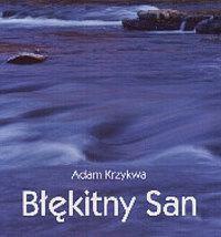 Okładka książki Błękitny San