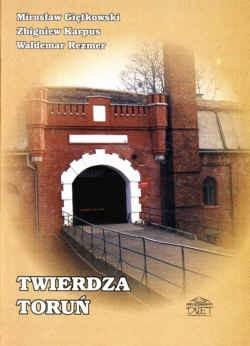 Okładka książki Twierdza Toruń