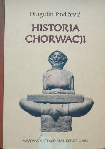 Okładka książki Historia Chorwacji