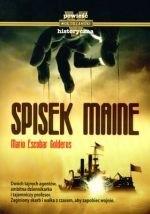 Okładka książki Spisek Maine