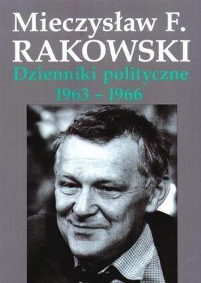 Okładka książki Dzienniki polityczne 1963-1966