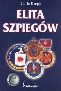 Okładka książki Elita szpiegów