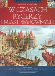 Okładka książki W czasach rycerzy i miast warownych