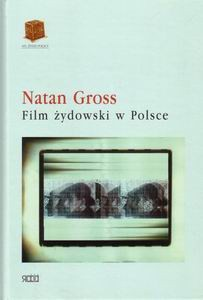 Okładka książki Film żydowski w Polsce