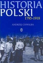 Okładka książki Historia Polski 1795-1918