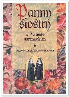 Okładka książki Panny siostry w świecie sarmackim
