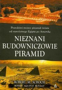 Okładka książki Nieznani budowniczowie piramid