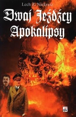 Okładka książki Dwaj jeźdźcy apokalipsy