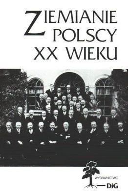 Okładka książki Ziemianie polscy XX wieku Tom 1