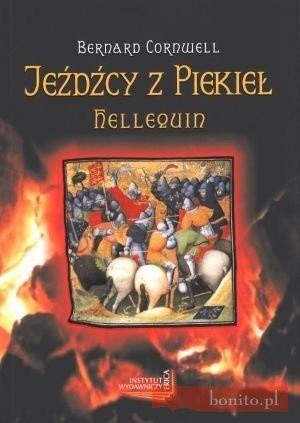 Okładka książki Jeźdźcy z piekieł. Hellequin