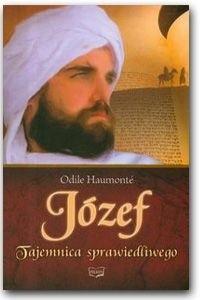 Okładka książki Józef. Tajemnica sprawiedliwego.