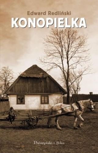 Okładka książki Konopielka
