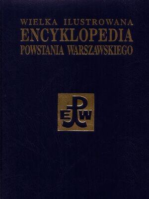 Okładka książki Wielka ilustrowana. Kronika powstania Warszawskiego Tom 3 Cz
