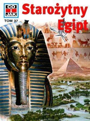 Okładka książki Starożytna Egipt Tom 37