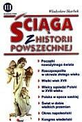 Okładka książki Ściąga z historii powszechnej Część 3