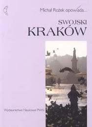 Okładka książki Swojski Kraków