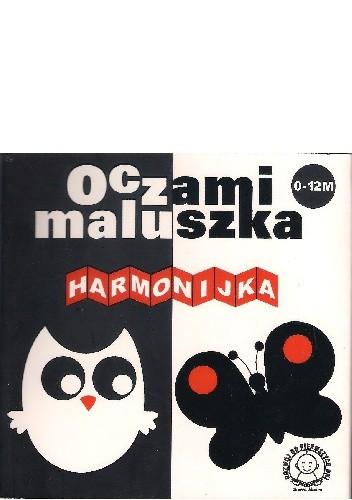 Okładka książki Oczami maluszka. Harmonijka