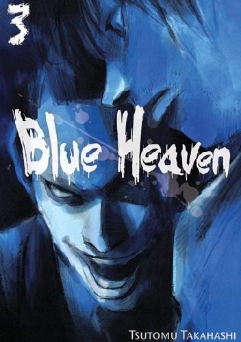 Okładka książki Blue Heaven #3