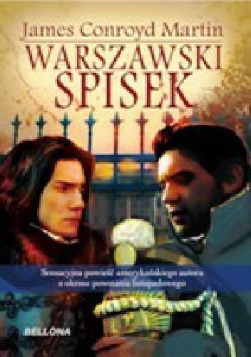 Okładka książki Warszawski spisek