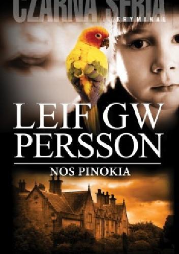 Okładka książki Nos pinokia