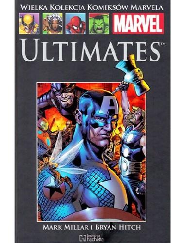 Okładka książki Ultimates: Superludzie. Część 2