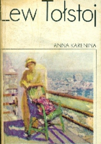 Okładka książki Anna Karenina