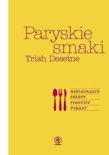 Okładka książki Paryskie smaki