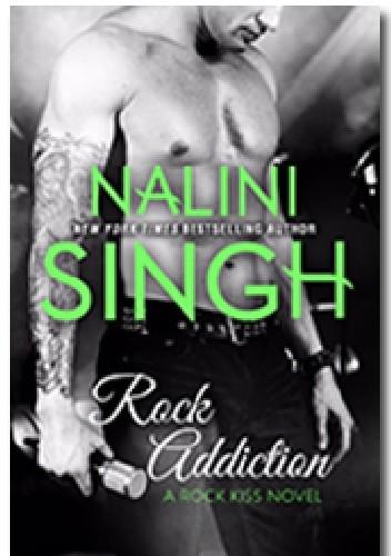 Okładka książki Rock Addiction