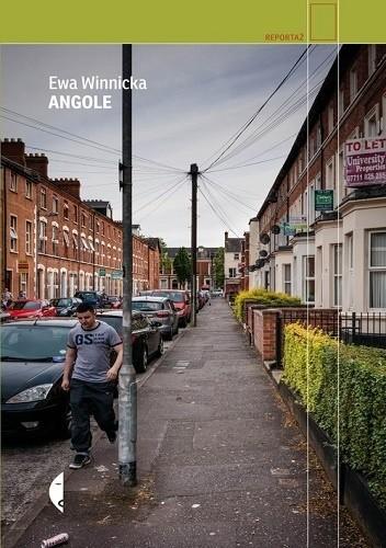 Okładka książki Angole