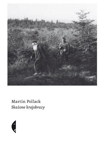 Okładka książki Skażone krajobrazy
