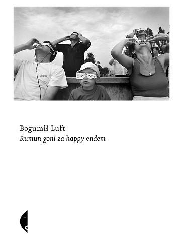 Okładka książki Rumun goni za happy endem
