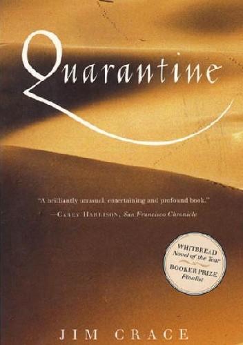 Okładka książki Quarantine