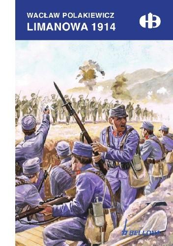 Okładka książki Limanowa 1914