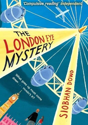 Okładka książki The London Eye Mystery