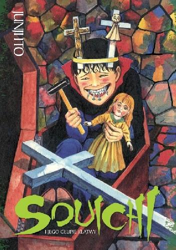 Okładka książki Souichi i jego głupie klątwy