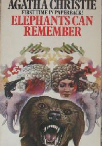 Okładka książki Elephants Can Remember