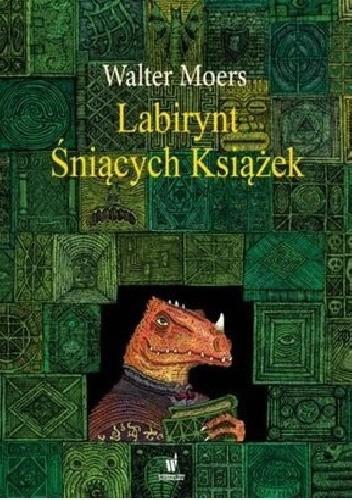 Okładka książki Labirynt Śniących Książek