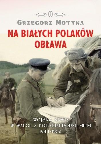 Okładka książki Na białych Polaków obława