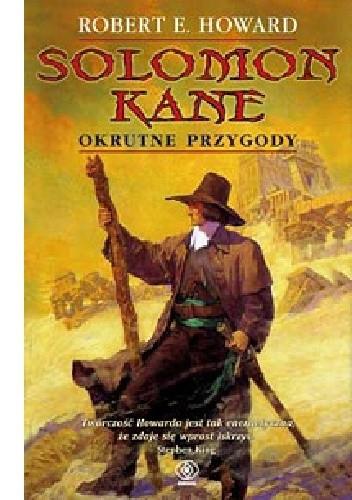 Okładka książki Solomon Kane. Okrutne przygody