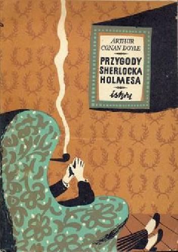 Okładka książki Przygody Sherlocka Holmesa
