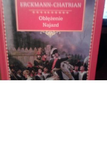 Okładka książki Oblężenie Najazd