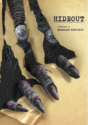 Okładka książki Hideout
