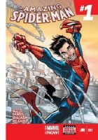 Amazing Spider-Man Vol 3 1 - Lucky To Be Alive