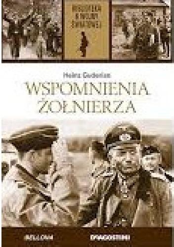 Okładka książki Wspomnienia Żołnierza