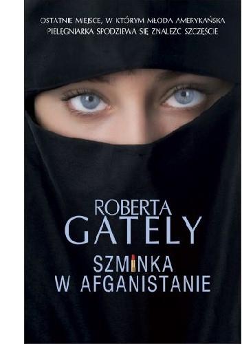 Okładka książki Szminka w Afganistanie