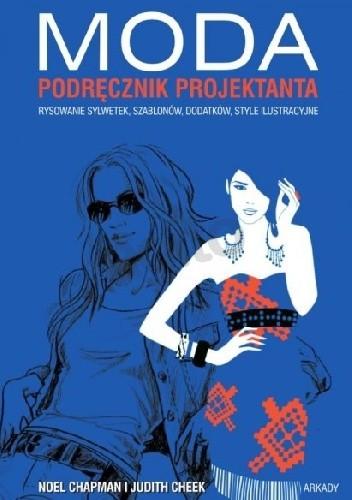 Okładka książki Moda. Podręcznik projektanta