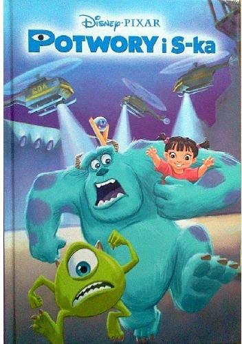 Okładka książki Potwory i S-ka