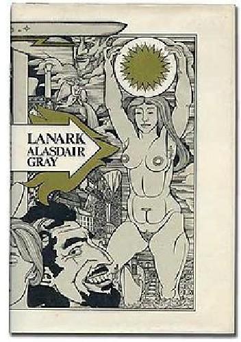 Okładka książki Lanark