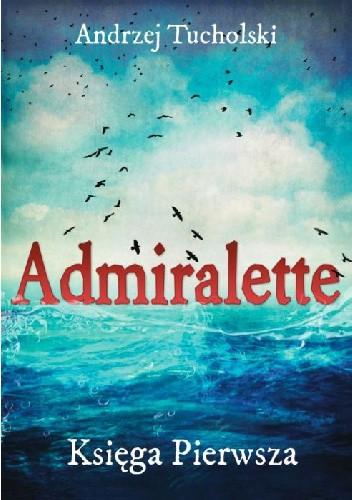 Okładka książki Admiralette
