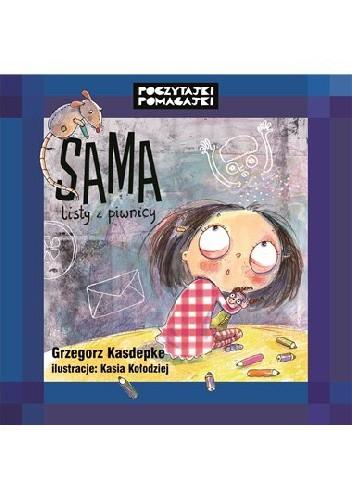 Okładka książki Sama. Listy z piwnicy